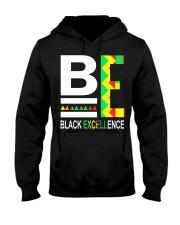 Black Excellence 2 Hooded Sweatshirt thumbnail