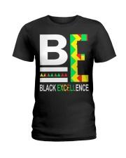 Black Excellence 2 Ladies T-Shirt thumbnail
