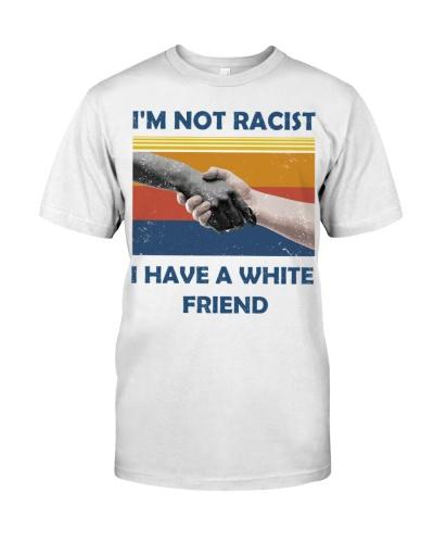 I Have A White Friend