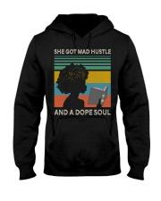 Black Woman And A Dope Soul Hooded Sweatshirt thumbnail
