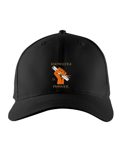 Knowledge-Is-Power-Hat