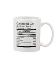 Melanin Caribbean Girl Mug thumbnail