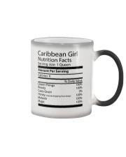 Melanin Caribbean Girl Color Changing Mug thumbnail