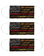 Flag 4 Cloth Face Mask - 3 Pack front