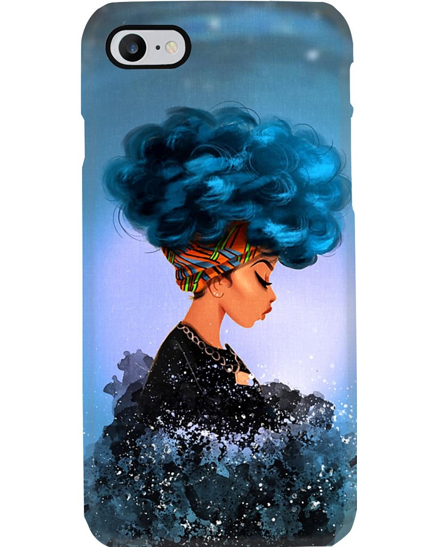 Amazing Natural Hair Phone Case