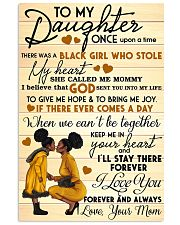 Mom and Daughter 24x36 Poster front