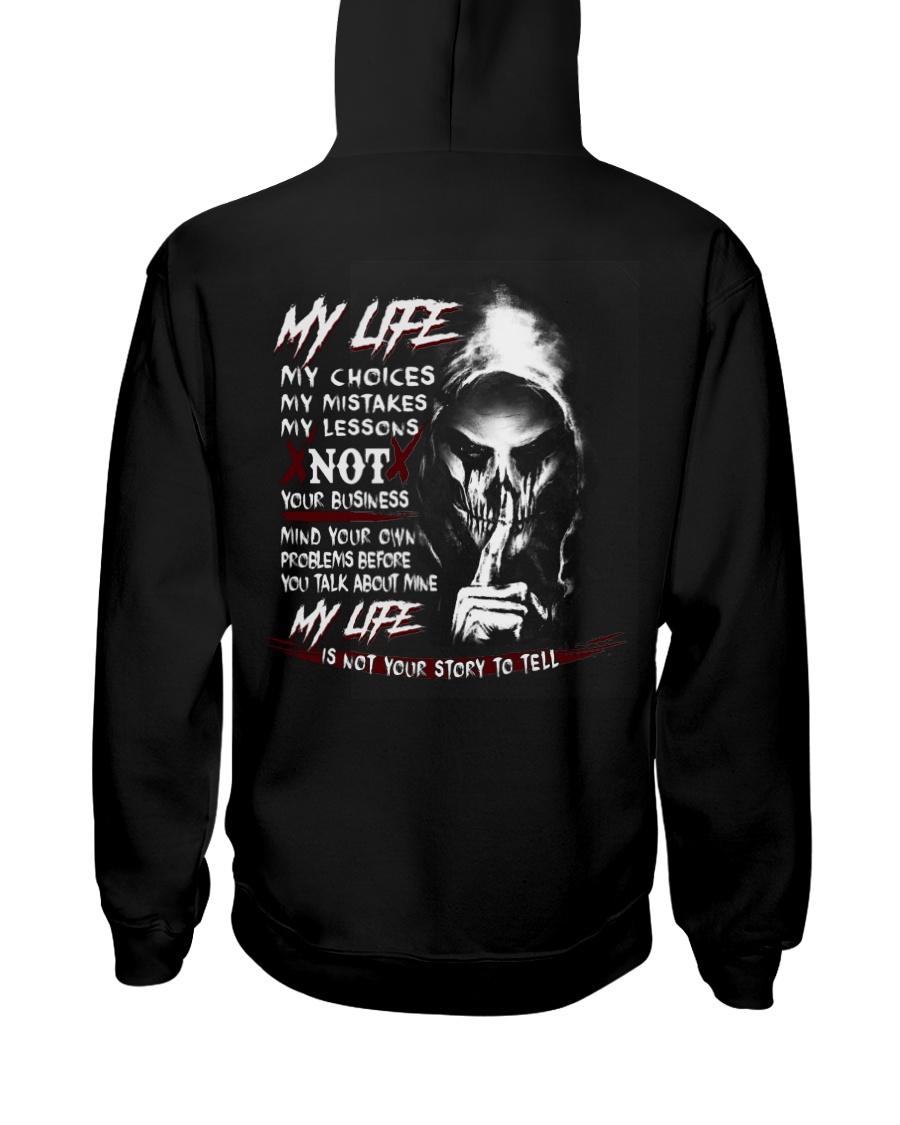 My Life Hooded Sweatshirt