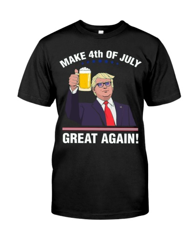 Trump Make 4th Of July Great Again