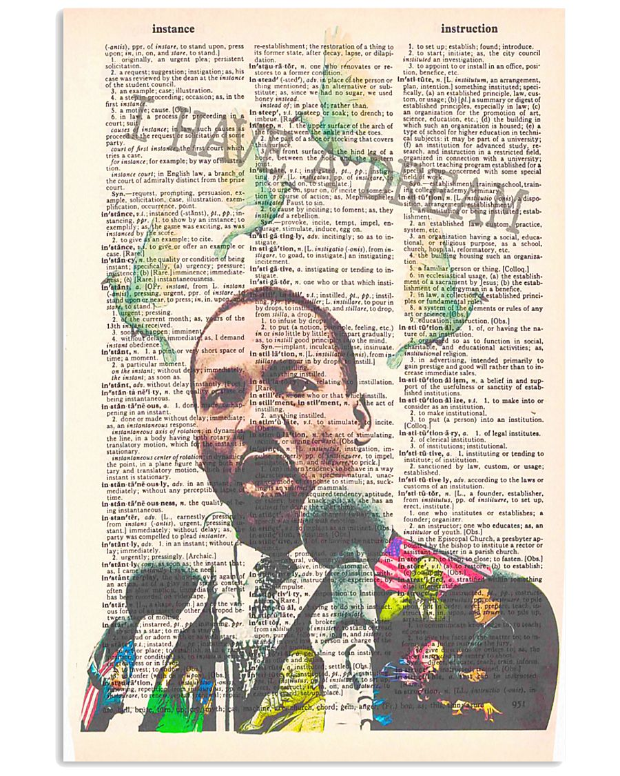 I Have A Dream 11x17 Poster