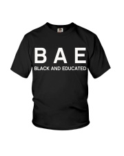 Black And Educated Youth T-Shirt thumbnail