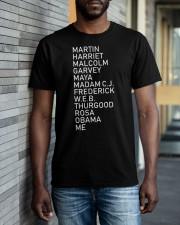 Black History Month TT5 Classic T-Shirt apparel-classic-tshirt-lifestyle-front-40