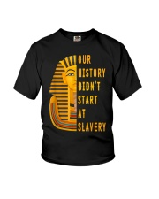 Our History Didnt TT Youth T-Shirt thumbnail