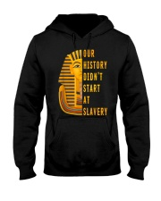 Our History Didnt TT Hooded Sweatshirt thumbnail