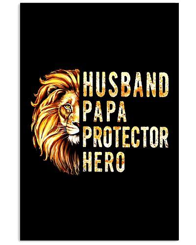 HUSBAND - PAPA - PROTECTOR - HERO OLD