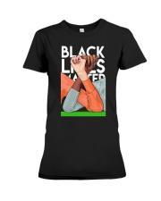 Black Lives Matter TT 27 Premium Fit Ladies Tee thumbnail