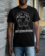 Black Lives Matter at School Classic T-Shirt apparel-classic-tshirt-lifestyle-front-40