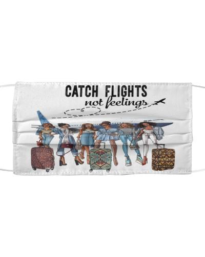 Afro Girls Catch Flights Not Feelings