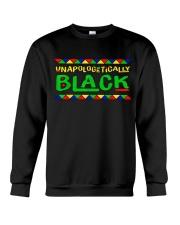 Black History Month 4 Crewneck Sweatshirt thumbnail