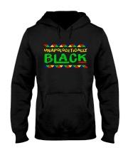 Black History Month 4 Hooded Sweatshirt thumbnail