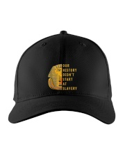 Our-History-Didnt-Hat Embroidered Hat front