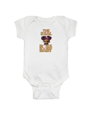 The Real Baby African American Pride Onesie thumbnail
