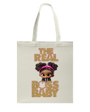 The Real Baby African American Pride Tote Bag thumbnail