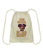 The Real Baby African American Pride Drawstring Bag tile