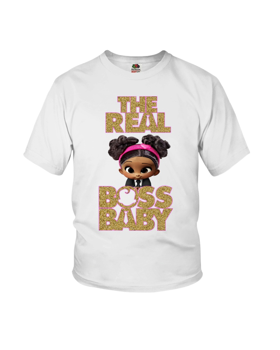 The Real Baby African American Pride Youth T-Shirt
