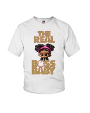 The Real Baby African American Pride Youth T-Shirt front