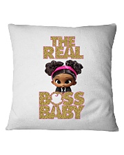 The Real Baby African American Pride Square Pillowcase thumbnail