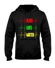 Black Lives Matter 007 Hooded Sweatshirt thumbnail