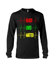 Black Lives Matter 007 Long Sleeve Tee thumbnail