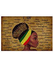 Black Queen 36x24 Poster front