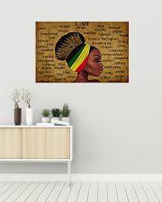 Black Queen 36x24 Poster poster-landscape-36x24-lifestyle-01