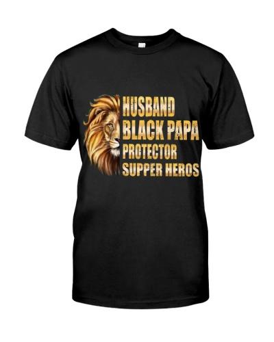 HUSBAND BLACK PAPA TT