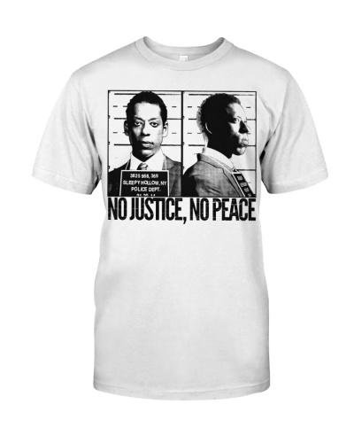Black Lives Matter - No Justice No Peace