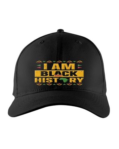 I-Am-Black-History-Month-Hat