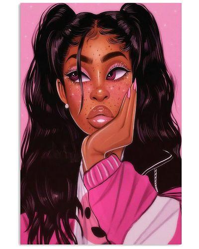 Black Girl Cute 03TT