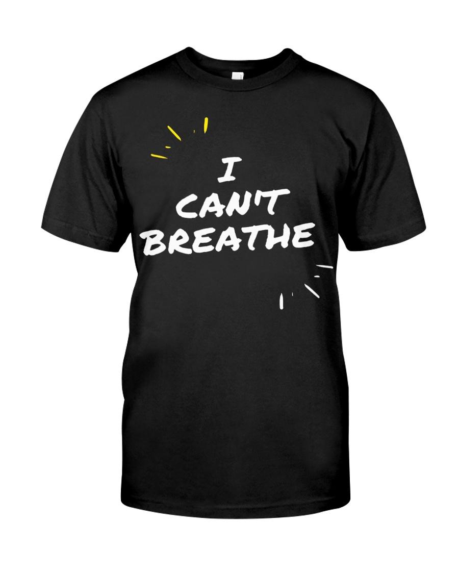I Cant Breathe 5 Classic T-Shirt