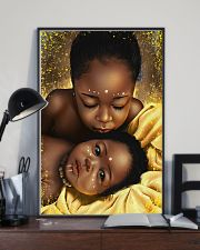 Beautiful Black Babies Love 16x24 Poster lifestyle-poster-2