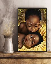 Beautiful Black Babies Love 16x24 Poster lifestyle-poster-3