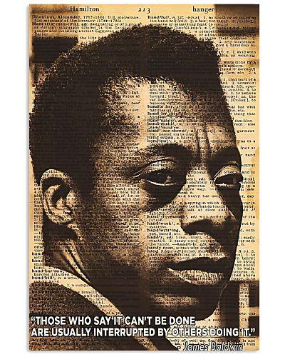 James Baldwin - Black Lives Matter