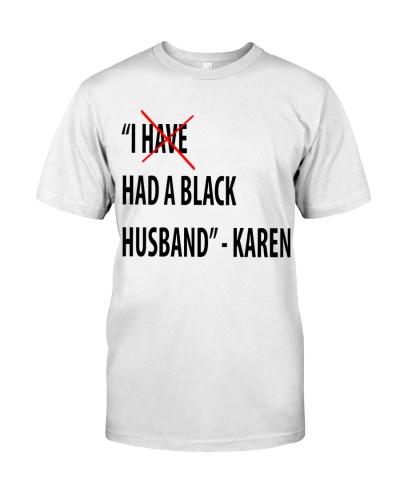 I Had A Black Husband-Karen