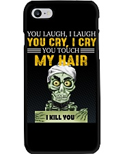 Don't Touch My Hair Afro Hair Pride Phone Case thumbnail