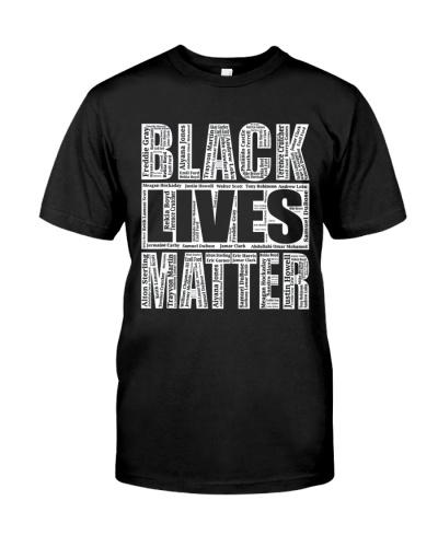 Black Lives Matter 12 TT