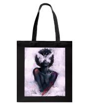 Black Girl 156 Tote Bag thumbnail