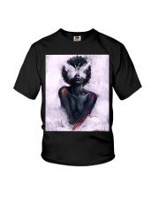 Black Girl 156 Youth T-Shirt thumbnail