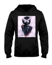 Black Girl 156 Hooded Sweatshirt thumbnail