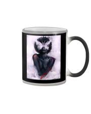 Black Girl 156 Color Changing Mug thumbnail