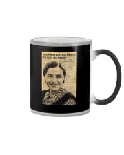 Rosa Parks - Black Lives Matter Color Changing Mug thumbnail